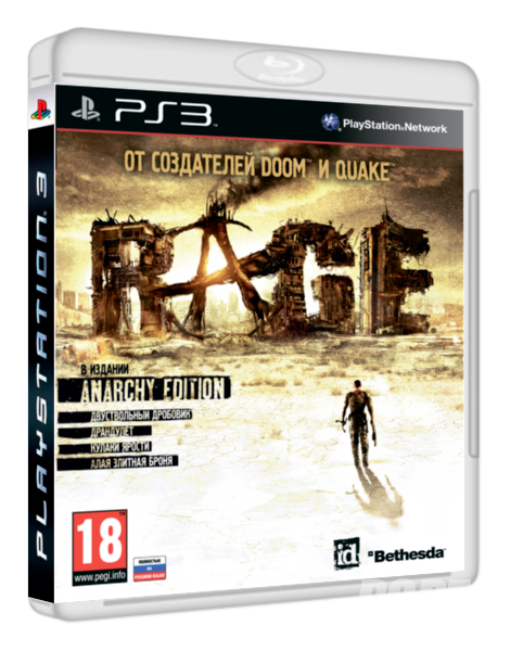 Rage Anarchy Edition (2011) PC | RePack от Bellish@
