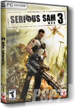 Serious Sam 3: BFE / Крутой Сэм 3 [2011, RUS, RePack] R.G. Механики