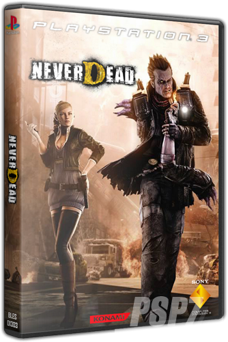 NeverDead (2012) PS3 | RePack