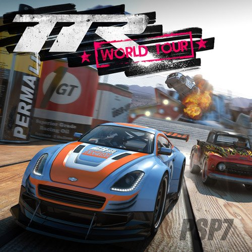 Table Top Racing: World Tour [Update 1 + DLC] (2016) PC | RePack by SeregA-Lus