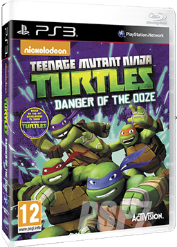 Teenage Mutant Ninja Turtles: Danger of the Ooze [EUR/ENG]