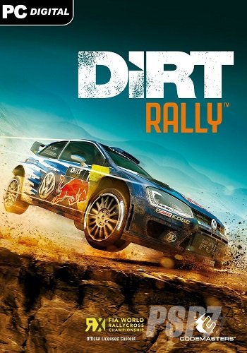 DiRT Rally [v.1.100] (2015) PC | Steam-Rip от Let'sРlay