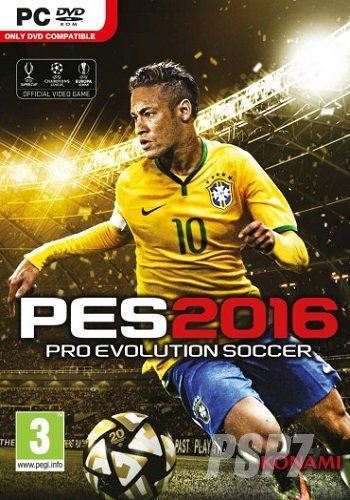 PES 2016 / Pro Evolution Soccer 2016 [v 1.05.00 + DLC's] (2015) PC | RePack by Mizantrop1337