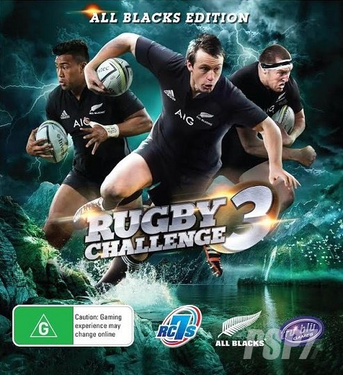 Rugby Challenge 3 (Wicked Witch Software, Tru Blu Games) (ENG/MULTI4) [L] - SKIDROW