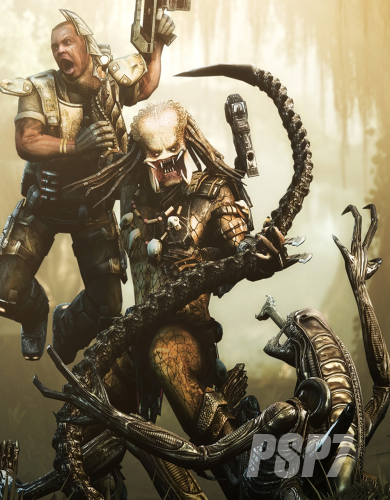 Aliens vs. Predator [Update 7] (2010) PC | Steam-Rip от Juk.v.Muravenike