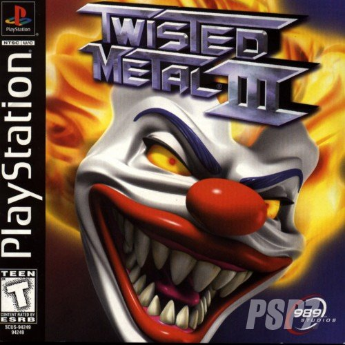 Twisted Metal III [NTSC/ENG] через