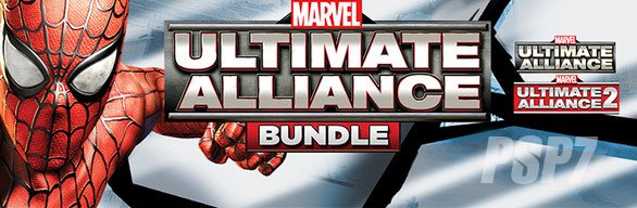 Marvel: Ultimate Alliance Bundle [2016|Eng]
