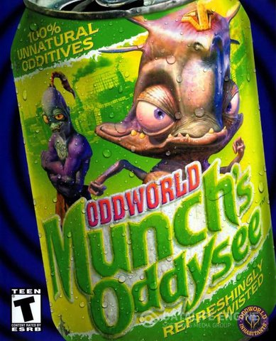 Oddworld: Munch's Oddysee HD (ENG) [Repack]
