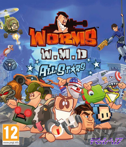 Worms W.M.D [Build 1510] (2016) PC | RePack