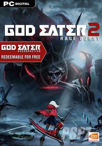 GOD EATER 2 Rage Burst (BANDAI NAMCO Entertainment) (RUS|ENG|MULTi6) [L|Steam-Rip]