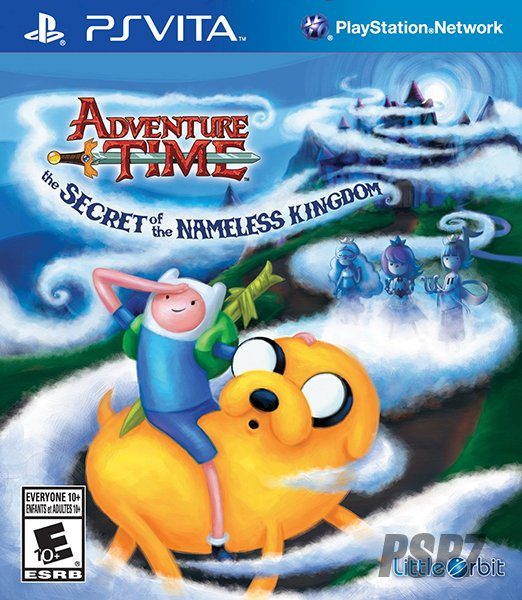 Adventure Time The Secret of the Nameless Kingdom [USA/ENG]