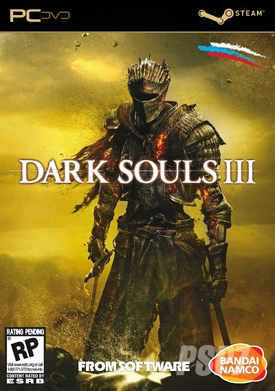 Dark Souls III (3) - Deluxe Edition (Bandai Namco Entertainment) (RUS/ENG/Multi11) [L|Steam-Rip]