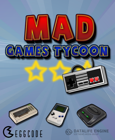 Mad Games Tycoon [v.1.160924A] (2016) PC | RePack