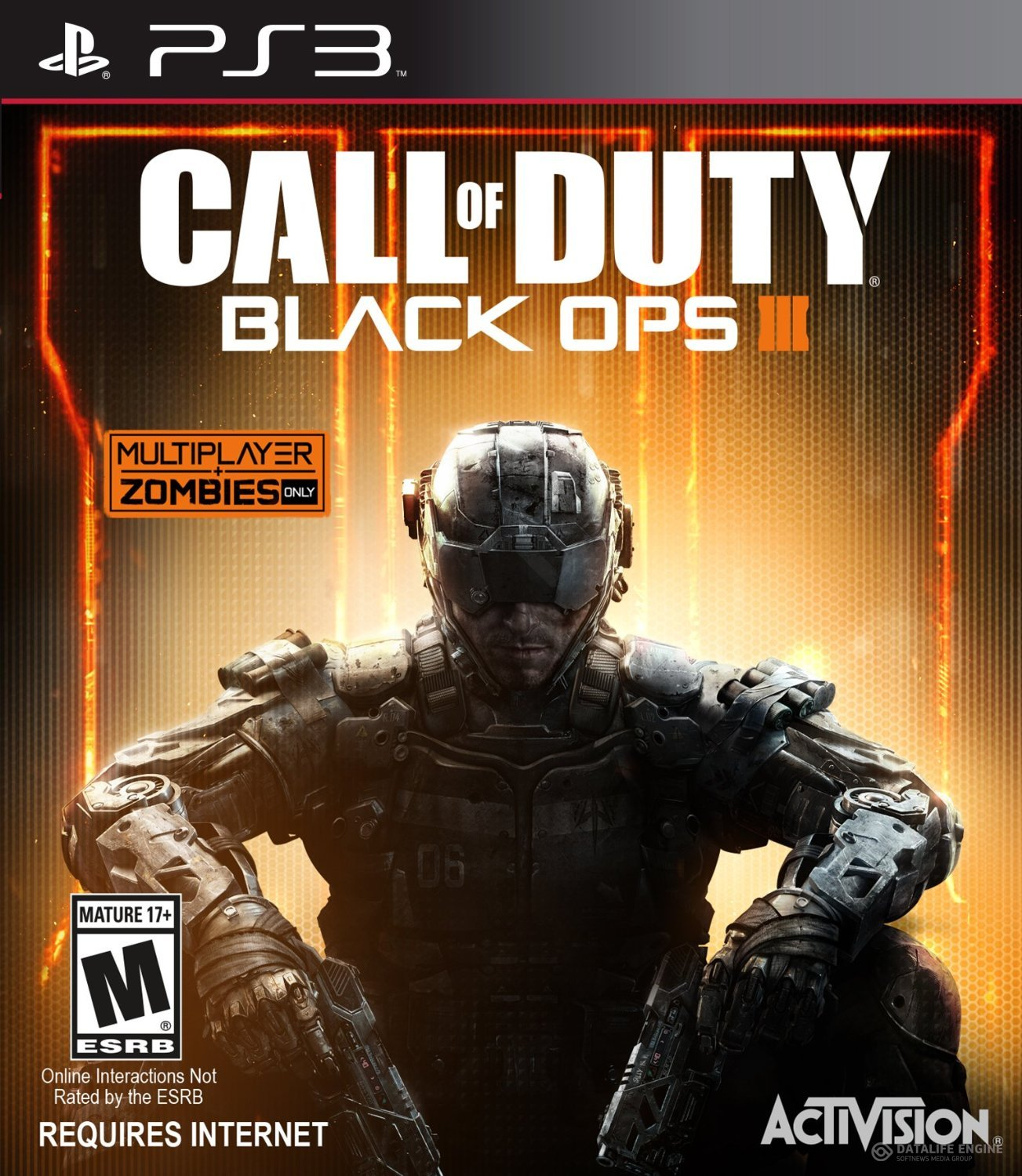 [PS3]Call of Duty: Black Ops 3 [EUR] 4.76 (Cobra ODE / E3 ODE PRO ISO)