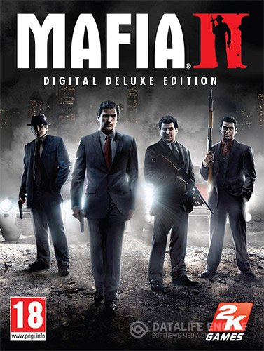 Мафия 2 / Mafia II: Digital Deluxe Edition [v.1.0.0.1] (2011) PC | RePack от qoob