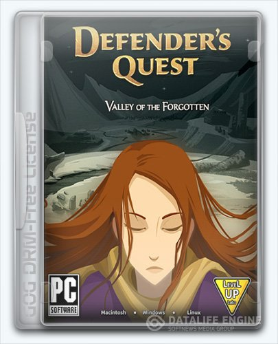 Defender's Quest: Valley of the Forgotten (2012) [Ru/Multi] (2.1.2c) License GOG