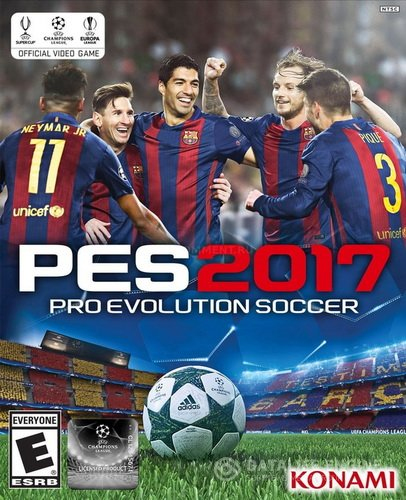 Pro Evolution Soccer 2017 (2016) PC | RePack от xatab