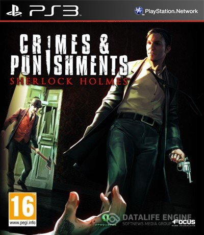 (PS3)Sherlock Holmes: Crimes & Punishments (2014)  [USA] 4.21 [Repack]
