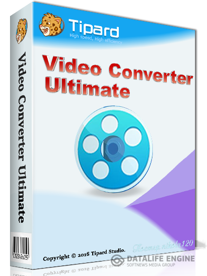 Tipard Video Converter Ultimate 9.0.28 RePack (& Portable) by TryRooM
