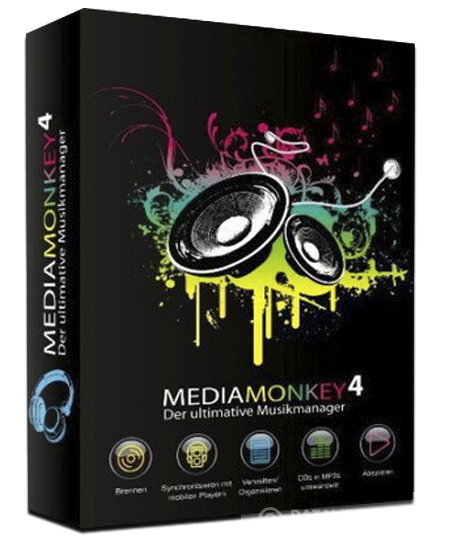 MediaMonkey Gold 4.1.14.1811 RePack (& portable) by KpoJIuK