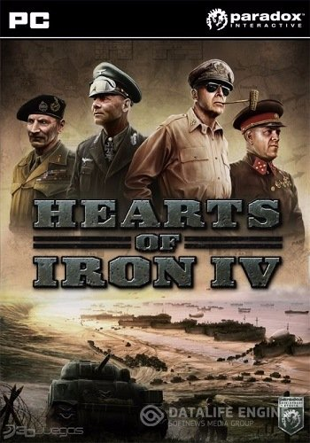 Hearts of Iron IV [v.1.2.1] (2016) PC | RePack
