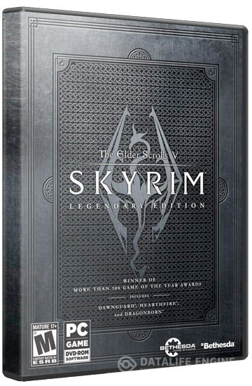 The Elder Scrolls V: Skyrim Legendary Edition / Association 1.7.1(RUS-ENG) [RePack]