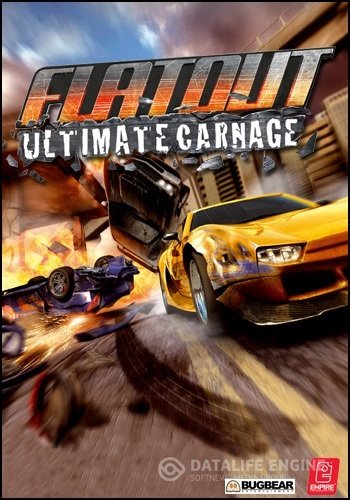 FlatOut: Ultimate Carnage (2008) PC | RePack