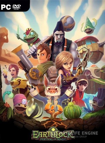 Earthlock [v 1.0.7] (2018) PC | Лицензия