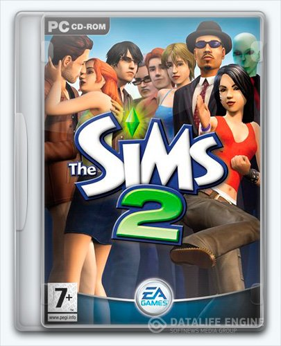 The Sims 2 Ultimate Collection (2004-2008) [Ru/Multi] (1.17.0.66/dlc) License