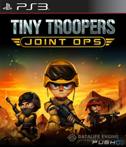 Tiny Troopers: Joint Ops (2014) [PS3] [USA] 4.21