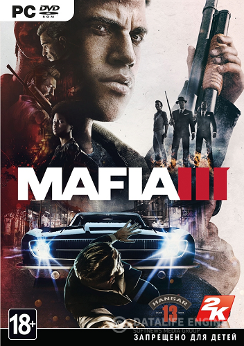 Mafia III. Digital Deluxe Edition (2K Games) (RUS|ENG) [RePack] от SEYTER
