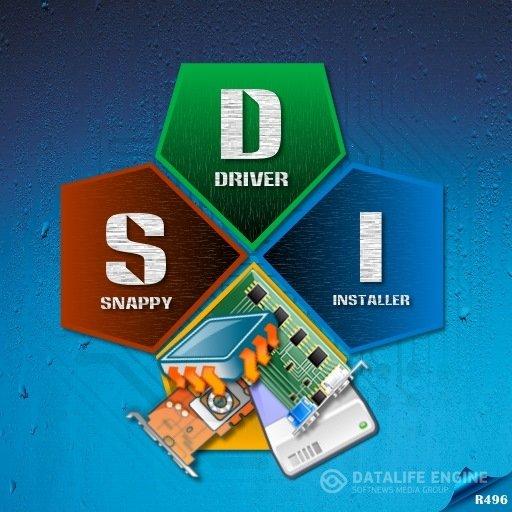 Snappy Driver Installer R496 / Драйверпаки 16096