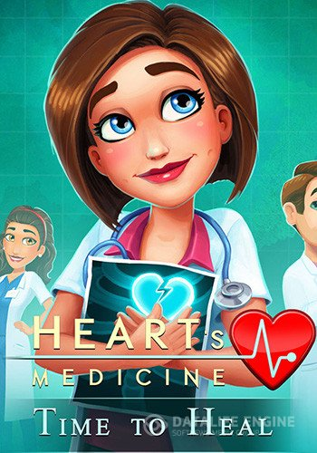 Heart's Medicine - Time to Heal (Gamehouse) (RUS/ENG/MULTi15) [Р] - 3DM