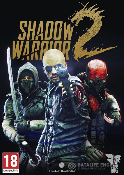Shadow Warrior 2: Deluxe Edition (2016) PC | Steam-Rip