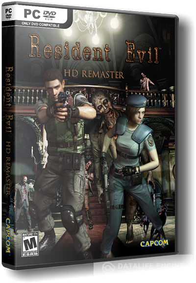 Resident Evil HD REMASTER Dilogy [Repack] от Decepticon