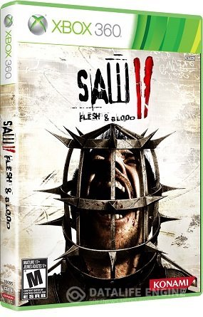 Saw: dilogy (2009 - 2010) [Xbox360] [RegionFree] 8507 - 8955 [FreeBoot]