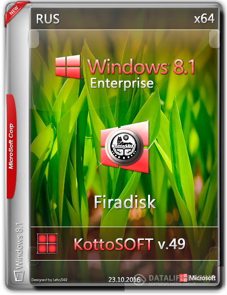 Windows 8.1 / x64 / Enterprise / KottoSOFT / v.49 / ~rus~