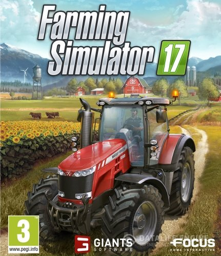 Farming Simulator 17 [v 1.3.0 + 2 DLC] (2016) PC | RePack от xatab