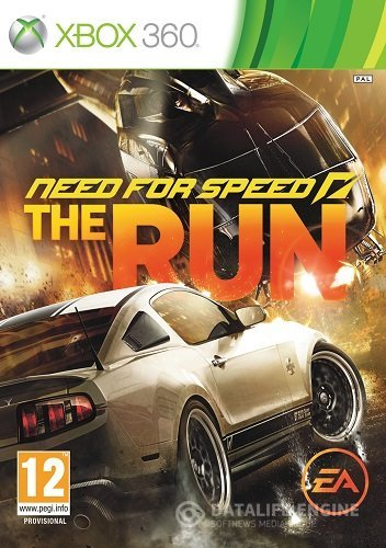 Need for Speed: The Run [PAL] 14699 [FreeBoot] [License / TU4] Ru