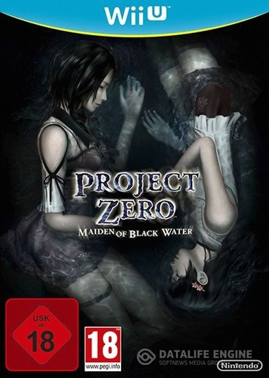 Project Zero: Maiden of Black Water / Fatal Frame: Maiden of Black Water (2015) WiiU