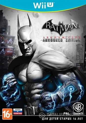 Batman: Arkham City Armored Edition / Batman: Arkham City Armoured Edition (2012) [WiiU] [EUR] 5.3.2 [Loadiine GX2] [License] [Ru/Multi]