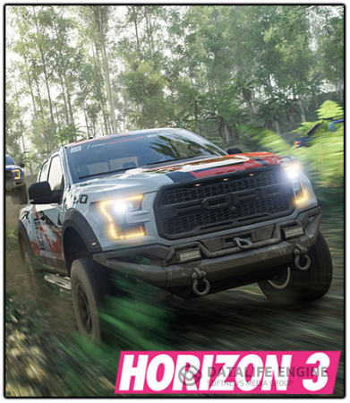 Forza Horizon 3 - Standard Edition (2016) PC | RePack by SEYTER