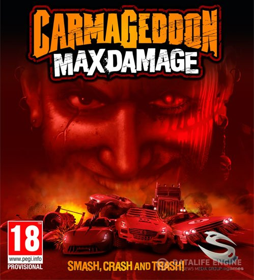 Carmageddon: Max Damage [v 1.0.0.9902 + 1 DLC] (2016) PC | RePack от qoob