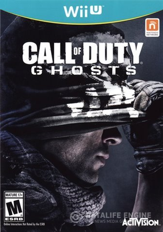 Call of Duty: Ghosts (2013) [WiiU] [EUR] 5.3.2