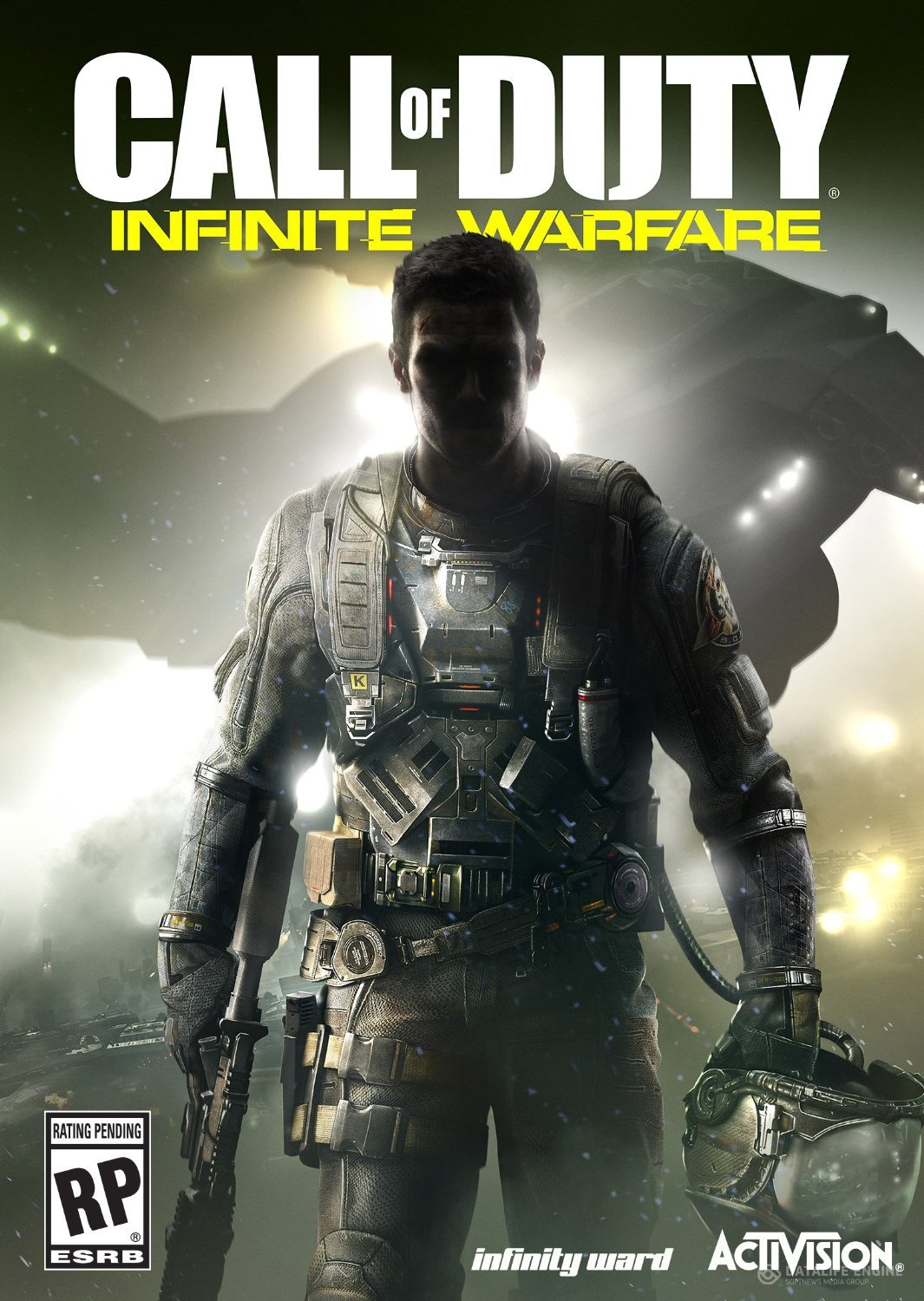 Call of Duty: Infinite Warfare Digital Deluxe Edition (Crack Only)ALI213