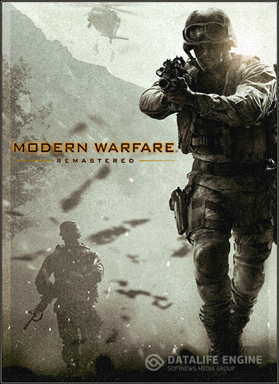 Call of Duty: Modern Warfare Remastered (Activision Blizzard) (ENG) [L] - CODEX