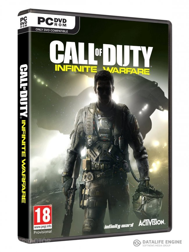 В Call of Duty: Infinite Warfare бросьте Absolution DLC на PC, Xbox One
