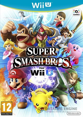 Super Smash Bros. for Wii U (2014) [WiiU] [EUR] 5.3.2