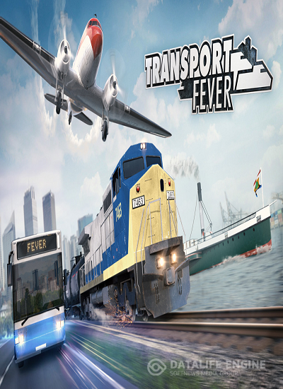 Transport Fever (2016) [Ru/Multi] (1.0.11908) License PROPHET