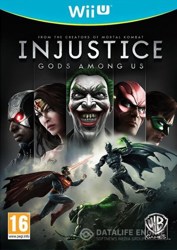 Injustice: Gods Among Us (2014) [WiiU] [EUR] 5.3.2